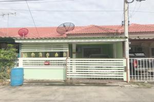 For SaleTownhouseAyutthaya : Somwang Sap Muen Saen Village