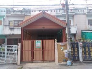 For SaleTownhouseEakachai, Bang Bon : ขายทาวน์เฮาส์2ชั้น ม.ตวงทอง5 บางบอน