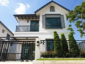 For SaleHousePinklao, Charansanitwong : ⭐🚩ขายบ้านหลังมุม ไม่เคยเข้าอยู่ ‼️Modi Villa Pinklao-Sai 5 ( H1172 )