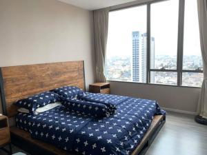 For RentCondoBang Sue, Wong Sawang : [A506] **ราคาพิเศษ 18,000 บาท 🔥🔥🔥 ให้เช่าคอนโด 333 ริเวอร์ไซด์  ( 333 RIVERSIDE) ขนาด 45 ตรม. ตึก A ชั้น 23 ชั้นสุง วิวเมือง ผนังไม่ติดใคร ติดรถไฟฟ้า MRT บางโพ