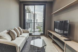 For RentCondoSukhumvit, Asoke, Thonglor : M Thonglor 10 (M Thonglor 10) Condominium Ready to move in, ready to move in.