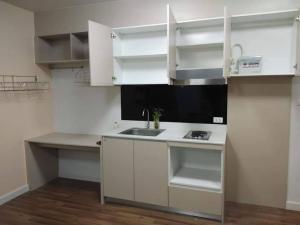 For RentCondoRattanathibet, Sanambinna : 🏚ปล่อยเช่าcondo :  เอ สเปซ มี รัตนาธิเบศร์ (A Space me Rattanathibet)ขนาดห้อง 32 ตารางเมตร 1 ห้องนอน , 1 ห้องนั่งเล่น , 1 ห้องน้ำ วิวหน้าต่างมองเห็นแนวรถไฟฟ้าสายสีม่วงและห้างสรรพสินค้าชั้น 6 ห้อง 319/36 (ห้องติดกับบันไดหนีไฟและใกล้ห้องลิฟท์โดยสาร)•••••