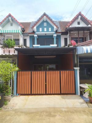 For SaleTownhouseNawamin, Ramindra : ทาวน์เฮาส์ 2 ชั้น #หมู่บ้านโชคชัยปัญจทรัพย์ รามคำแหง184 ตกแต่งใหม่ ใกล้สถานีรถไฟฟ้า สุขาภิบาล 3