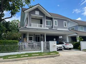ขายบ้านนวมินทร์ รามอินทรา : ขาย+เช่า บ้านเดี่ยว บุราสิริ ปัญญาอินทรา (Burasiri Panyaindra)