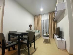 For RentCondoSukhumvit, Asoke, Thonglor : Urgent Rent ++ High Floor ++ Fully Furnished ++ Tree Sukhumvit 71 ++ MRT ++ Available @ 19000 Negotiable 🔥🔥