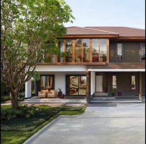 For RentHousePattanakan, Srinakarin : House for rent, luxury project Burasiri Phatthanakan with swimming pool