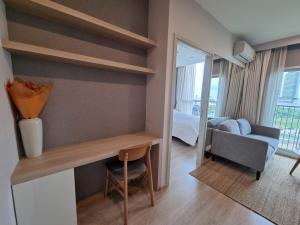 For RentCondoRatchadapisek, Huaikwang, Suttisan : ห้องสวย 🍭Noble  revolve  ratchada 1 #มีห้องอื่นๆอีกสอบถามได้ค่ะ รีบจับจองง😍🥰