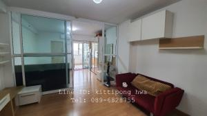 For RentCondoKasetsart, Ratchayothin : ให้เช่าห้อง Studio คอนโดศุภาลัยปาร์ค เกษตร (Supalai Park Kaset) ตึก A ชั้น 12A