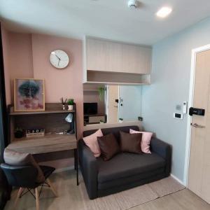 For RentCondoRangsit, Patumtani : [ปล่อยเช่า] Kave Condo 1Bedroom Exclusive 1ห้องนอน 1ห้องน้ำ ขนาด 25 ตร.ม. ชั้น8