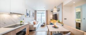 For RentCondoSukhumvit, Asoke, Thonglor : Muniq Sukhumvit 23 for rent 2 bedroom 70 sq.m. fl.15 Fully furnished, Ready move in near BTS Asoke
