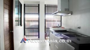 ขายบ้านสุขุมวิท อโศก ทองหล่อ : Sale with tenant Single Modern house with private pool near BTS Phrom Phong Sukhumvit Bangkok (AA23292)