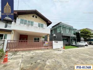 For SaleHouseSukhumvit, Asoke, Thonglor : บ้านเดี่ยว 107ตารางวา พัฒนาการ สุขุมวิท สวนหลวง