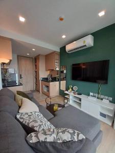 เช่าคอนโดอ่อนนุช อุดมสุข : KAWA HAUS ให้เช่า 1 ห้องนอน 32.8 ตร.ม. ชั้น 7 เฟอร์ครบพร้อมอยู่ใกล้ BTS อ่อนนุชเดินทางสะดวก