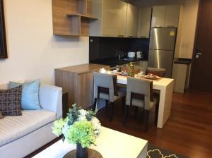 เช่าคอนโดสุขุมวิท อโศก ทองหล่อ : Quattro by Sansiri --- Fully furnished nice decoration 1 Bed ready to move only 30K/Month >> 087-7071977