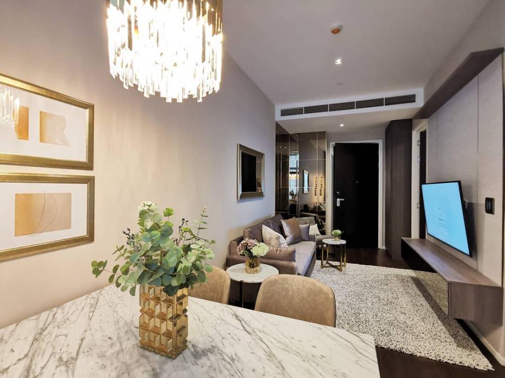 For RentCondoSukhumvit, Asoke, Thonglor : 🔥🔥 Good Quality Save Cost 🔥🔥 The Diplomat 39 For Rent - 1Bedroom 1 Bathroom 55  Sq.m -
