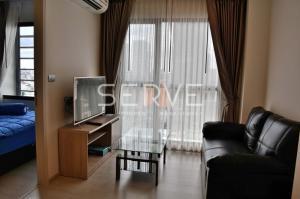 เช่าคอนโดพระราม 9 เพชรบุรีตัดใหม่ : ❤️🔥 Hot deal only 10,000 bht for rent 1bedroom @Rhythm Asoke II
