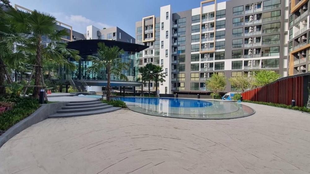 For RentCondoBang kae, Phetkasem : LC-R642 Condo Bangkok Horizon Light @Petchkasem48 for rent 7,000 baht per month, room 25 sq m, Building C, 5th floor