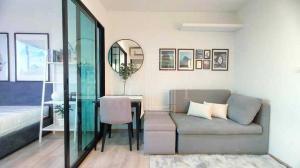 For RentCondoRama9, RCA, Petchaburi : For Rent Rise Rama 9 (28.21 sqm.)