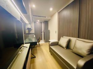 For RentCondoSukhumvit, Asoke, Thonglor : Condo for rent Ashton Asoke Size 34 sqm MRT Sukhumvit BTS Asoke
