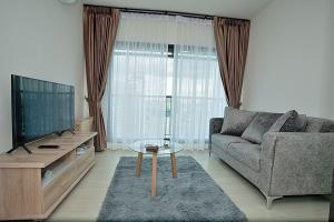 For RentCondoOnnut, Udomsuk : For rent Life Sukhumvit 48 - 1Bed , size 38 sq.m., Beautiful room, fully furnished.