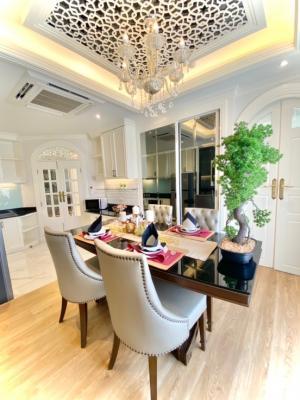 For RentCondoSukhumvit, Asoke, Thonglor : For Rent : Origin Park 24 Combined Unit