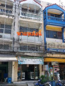 For SaleShophouseEakachai, Bang Bon : ขายอาคารพานิชย์ 3 ชั้นครึ่ง หมู่บ้าน DK