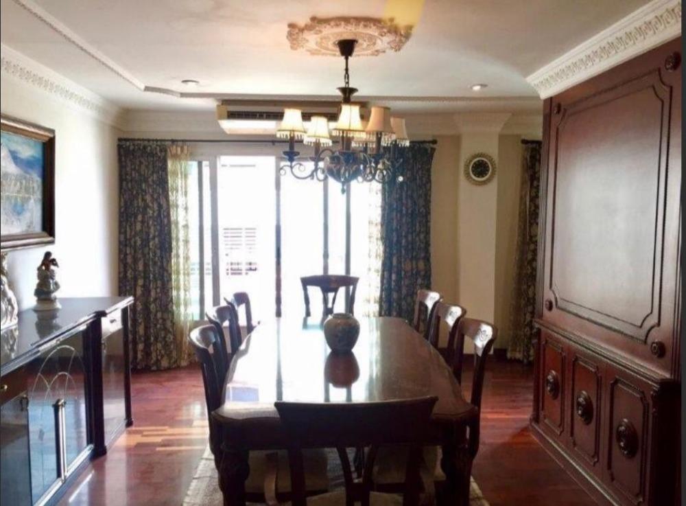 For SaleCondoWitthayu, Chidlom, Langsuan, Ploenchit : [ Sale ] Condo 2 bedrooms at Navin Court , soi Ruam Rudi near BTS Phloen Chit Ref. No. A15210801