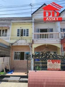 For SaleTownhouseRama 2, Bang Khun Thian : ขายทาวน์เฮ้าส์ 2 ชั้น หมู่บ้านสินทวี การ์เด้นท์ โครงการ 1/2 ท่าข้ามซอย7 พระราม2