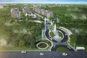 For SaleCondoPattaya, Bangsaen, Chonburi : Ekceed Tungkrad condominium เอ็กซ์ซีด ทุ่งกราด-แหลมฉบัง ใกล้นิคมอุตสาหกรรม บางละมุง จ.ชลบุรี