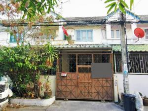 For SaleTownhouseRama 2, Bang Khun Thian : ขายทาวน์เฮ้าส์ พิศาล โครงการ1 ท่าข้าม 30 พระราม2 เซ็นทรัลพระราม2