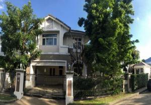 For RentHouseKaset Nawamin,Ladplakao : For Rent ให้เช่าบ้านเดี่ยว 2 ชั้น หมู่บ้านมาสเตอร์พีซ รามอินทรา ถนนสุคนธสวัสดิ์ บ้านสวยมาก แอร์ 5 เครื่อง เฟอร์นิเจอร์ครบ Fully Furnished อยู่อาศัยเท่านั้น