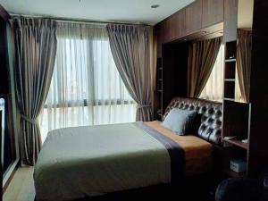 For RentCondoPinklao, Charansanitwong : B403-B223 Condo for rent, Ideo Mobi Charan-Interchange, studio type, size 22 sq.m., 20th floor, BTS view, next to MRT Bang Khun Non.