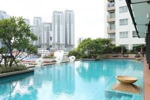 For RentCondoRama9, Petchburi, RCA : Condo for rent near MRT Rama 9 at Lumpini Place Rama 9 - Ratchada, , TRUE, Uniliver, Central Rama 9