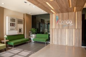 เช่าคอนโดลาดกระบัง สุวรรณภูมิ : ให้เช่าคอนโด ไอ คอนโด ลาดกระบัง (iCondo Green Space Sukhumvit 77) ห้องใหม่พร้อมอยู่