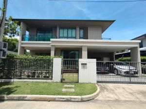 For SaleHousePinklao, Charansanitwong : ขาย บ้านเดี่ยว เศรษฐสิริ ปิ่นเกล้า-กาญจนา ✔✔ 4ห้องนอน 3ห้องนำ้ 2 ที่จอดรถราคาพิเศษ🔥 17.5 MB🔥เฟอร์ครบ พร้อมอยู่