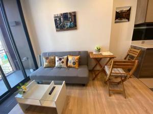 For SaleCondoSapankwai,Jatujak : The LINE Phahon - Pradipat for sell 5.82MB. 1 bedroom 34.33 sq.m. fl.15 Fully furnished, Ready move in near BTS Saphan Khwai