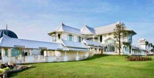 """For SaleHouseRangsit, Patumtani : POJ 350  ขาย คฤหาสน์สวยหรู """"บ้านปายน้ำ Pai Nahm"""" บ้านสไตล์โคโลเนียน พร้อมสระว่ายน้ำ"""