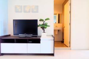 For SaleCondoOnnut, Udomsuk : For Sale  Aspire Sukhumvit 48  1Bed , size 33 sq.m., Beautiful room, fully furnished.