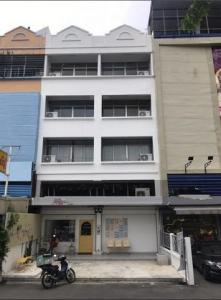 เช่าตึกแถว อาคารพาณิชย์นวมินทร์ รามอินทรา : RP108 อาคารพาณิชย์ 5 ชั้น ปรับปรุงใหม่เอี่ยม พื้นที่ใช้สอย 600 ตรม ตลาดธนะสินนวมินทร์ 68