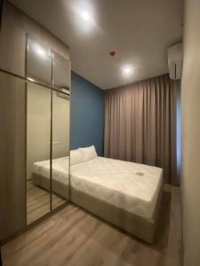 For RentCondoOnnut, Udomsuk : B405-B225 Condo for rent, KnightsBridge Prime, On Nut, size 26 sq.m., floor 21, fully furnished and electrical appliances. ready to move in