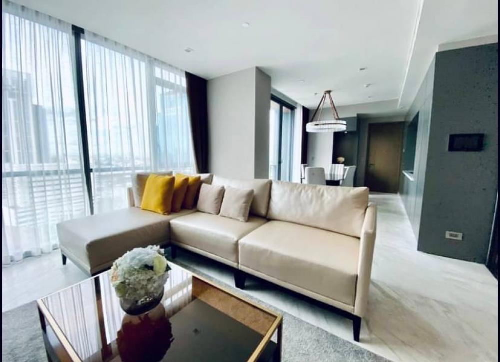 เช่าคอนโดสุขุมวิท อโศก ทองหล่อ : Rental : The Monument Thonglor , 2 Bed 2 Bath , Floor 16 , 125 sqm 🐶🐱 PET FRIENDLY🔥🔥 Rental Price : 140,000 THB / Month🔥🔥