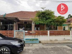 For SaleHousePattaya, Bangsaen, Chonburi : ขายบ้านเดี่ยวชั้นเดียว โชติกาเลควิว อมตะซิตี้-พานทอง ชลบุรี