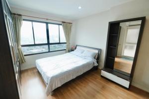 For RentCondoSapankwai,Jatujak : B418-B238 Condo for rent, Lumpini Place Phahon-Saphan Khwai, near BTS Saphan Khwai station, studio room, size 30 sq.m., 25th floor, clear view.