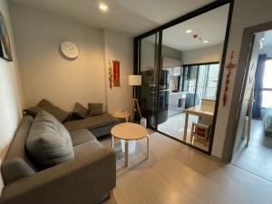 เช่าคอนโดพระราม 9 เพชรบุรีตัดใหม่ RCA : พร้อมอยู่ 1 ห้องนอน ชั้นสูง ปล่อยเช่าสุดถูก (urgent)