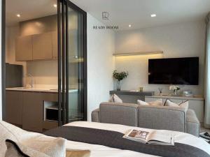 For RentCondoRama9, RCA, Petchaburi : ห้องใหม่ ห้องสวย ปล่อยเช่า เช่าเดือนนี้รับ cenpay