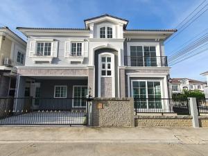 ขายบ้านเอกชัย บางบอน : ขายบ้านใหม่ Golden Neo Sathorn ถ.กัลปพฤกษ์ หลังหัวมุม 4 ห้องนอน 4 ห้องน้ำ ใกล้รถไฟฟ้า BTS วุฒากาศ ราคาพิเศษ 11.3 ล้านบาทเท่านั้น