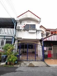 For SaleTownhouseSamrong, Samut Prakan : SH_01085 House for sale FuangFah Thepharak KM.5