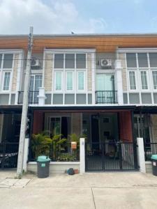 เช่าทาวน์เฮ้าส์/ทาวน์โฮมพัฒนาการ ศรีนครินทร์ : ให้เช่าทาวน์โฮมโกลเด้นทาวน์ บางนา-สวนหลวง Town Home Golden town (Bangna-Suanluang) บ้านสวยเฟอร์ครบพร้อมเข้าอยู่