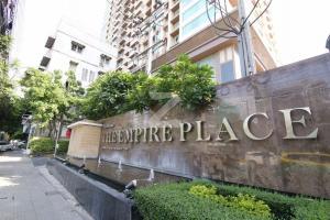 เช่าคอนโดสาทร นราธิวาส : 𝗦𝗣𝗘𝗖𝗜𝗔𝗟 𝗗𝗜𝗦𝗖𝗢𝗨𝗡𝗧 ✨The Empire Place >>2 Bed High Floor 36K/Month Ready to Move Contact 087-7071977