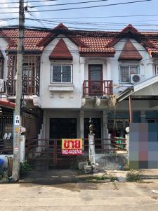 For SaleTownhouseBangbuathong, Sainoi : NH_01048 ขาย ทาวน์เฮ้าส์ หมู่บ้าน นครทอง ปาร์ค วิลล์ 3 บางบัวทอง ทาวน์เฮ้าส์ นครทอง ปาร์ควิว 3 ถนน บางบัวทอง-สุพรรณบุรี